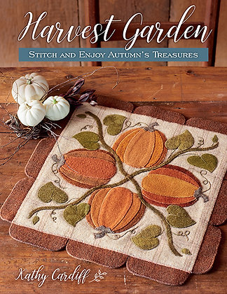 Harvest Garden by Kathy Cardiff