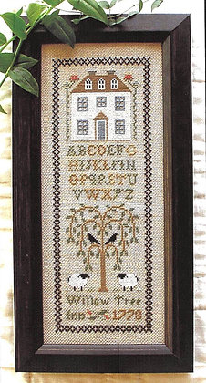 Willow Tree Inn by Little House Needleworks