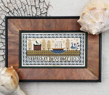 Nantucket Sampler by Hello from Liz Mathews