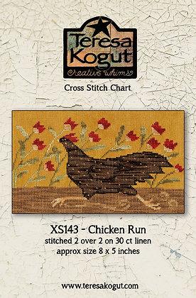 *Chicken Run by Teresa Kogut