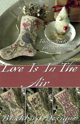 Love is in the Air by Blackbird Designs