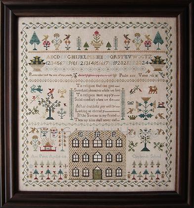 Ann Priest 1841 by The Scarlett House
