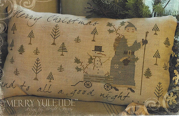 Merry Yuletide by With Thy Needle & Thread