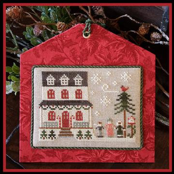 Grandma's House (Home Town Holiday) by Little House Needleworks/Cl