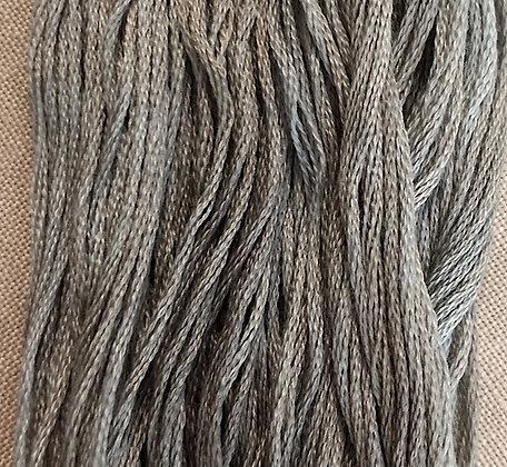 Aged Pewter Sampler Threads by The Gentle Art 5-Yard Skein