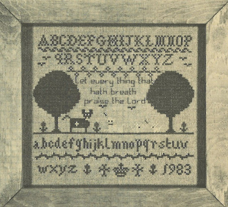 Apple Tree Sampler by Words of Praise