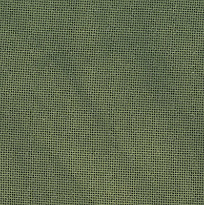 28 Count Oil Green LUGANA Fat Quarter by XJudesigns