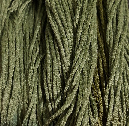 Stone Moss Silk N Colors by The Thread Gatherer