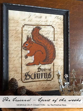 *The Squirrel by The Primitive Hare