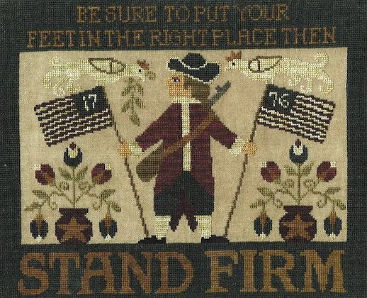 Stand Firm by Teresa Kogut