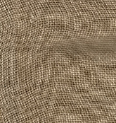 40 Count Mocha Zweigart Base Fat Quarter Hand-Dyed Linen by Weeks Dye Works