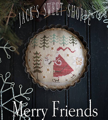 *Merry Friends by Plum Street Samplers