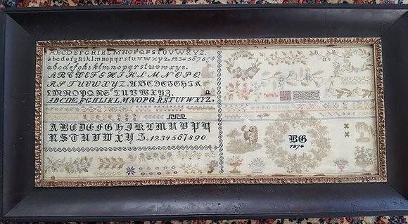 BG 1874 by Samplers Not Forgotten