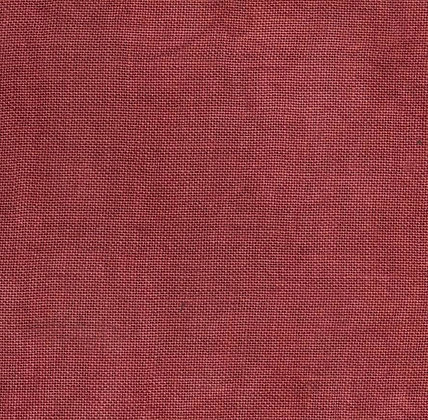 32 Count Sweeney Red Fat Quarter Hand-Dyed Linen by Dames of the Needle