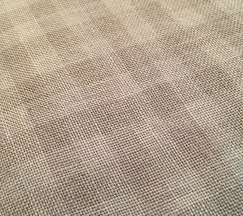 28 Count Tin Roof Gingham 1/8 yard cut Hand-Dyed Linen by Weeks Dye Works