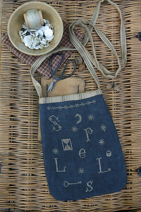 Spells Sewing Pouch by Stacy Nash