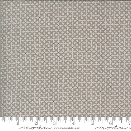 CROSS STITCH COBBLESTONE Cotton Quilting Fabric by Sophie/Moda