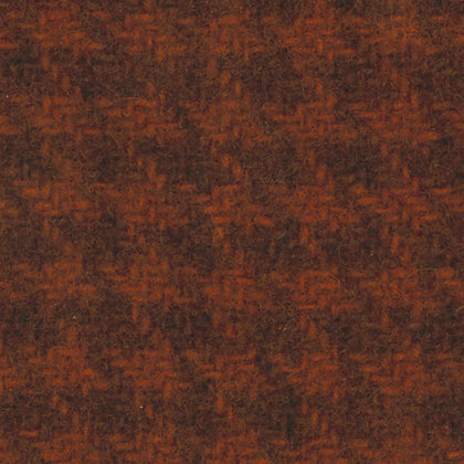 RUST (Houndstooth) Fat Quarter Wool by Primitive Gatherings for Moda