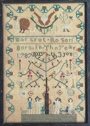 Margret Rogers Garden of Eden by Needlework Press