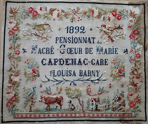 Louisa Barny 1892 by Reflets de Soie