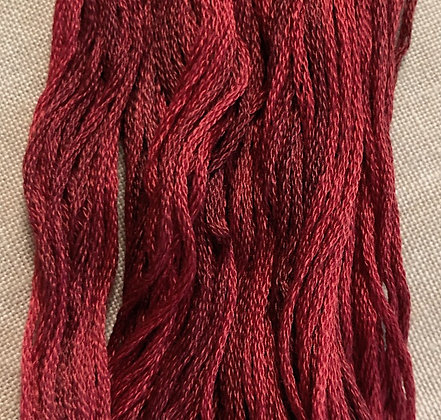 Cranberry Sampler Threads by The Gentle Art 5-Yard Skein