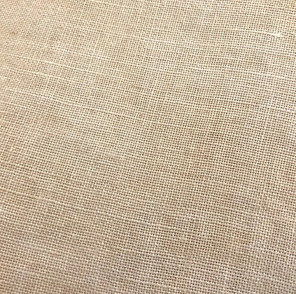 32 Count Light Khaki Fat Quarter Hand-Dyed Linen by Weeks Dye Works