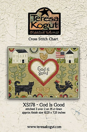 *God Is Good by Teresa Kogut