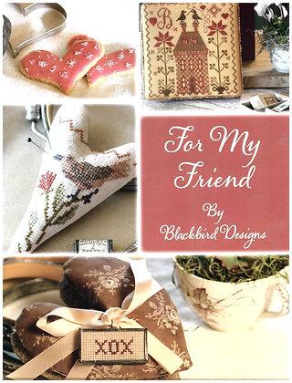 For My Friend by Blackbird Designs (BOOK)