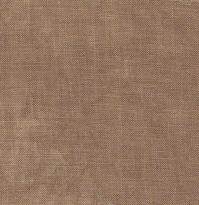 32 Count Mocha Beige Fat Quarter Hand-Dyed Linen by xJudesign