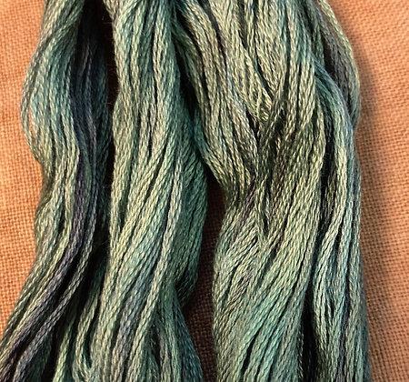 Green Pasture Threads by The Gentle Art 5-Yard Skein