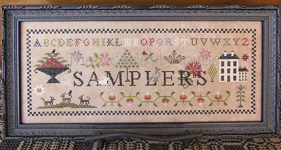 Samplers by The Scarlett House