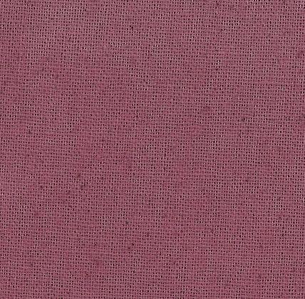 Strawberry Jam Osnaburg Hand-Dyed Fabric by Lady Dot Creates