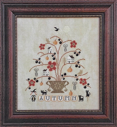 Autumn by Barbara Ana Designs