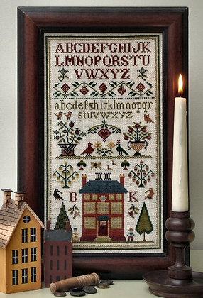 Town House Sampler by The Sampler Company/Brenda Keyes