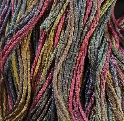 Scottish Bog Silk N Colors by The Thread Gatherer