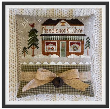 Hometown Holiday: Needlework Shop by Little House Needleworks