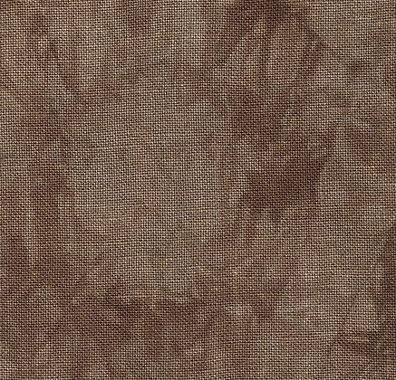 *28 Count Fossil Fat Quarter Hand-Dyed Linen by Picture This Plus