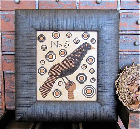 Crow No. 5 by Kathy Barrick
