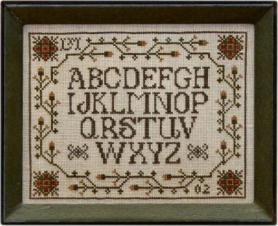 Alphabet by La D Da