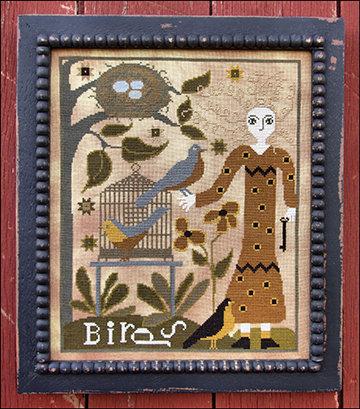 Elizabeth by Carriage House Samplings