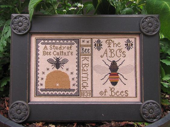 *Bee Study by Kathy Barrick