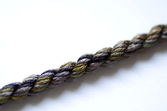 *Mississippi Mud Silk N Colors by The Thread Gatherer