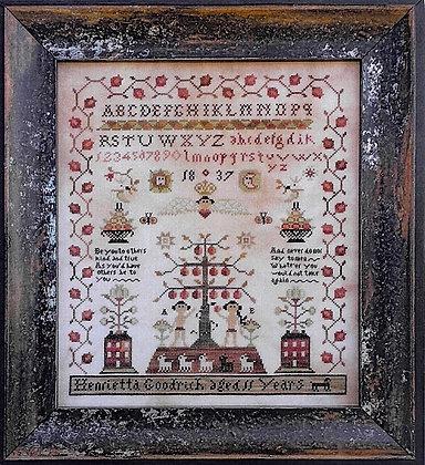 Henrietta Goodrich by Barbara Ana Designs