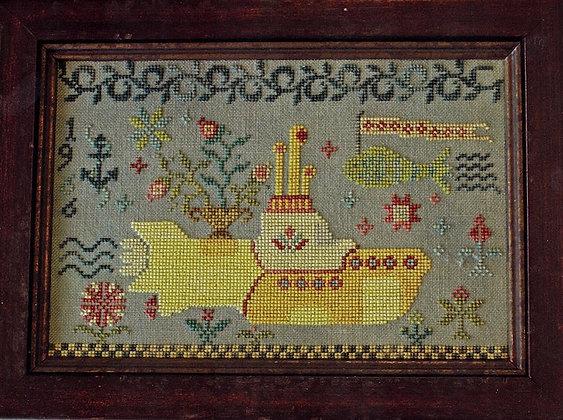 Yellow Submarine by Blackbird Designs