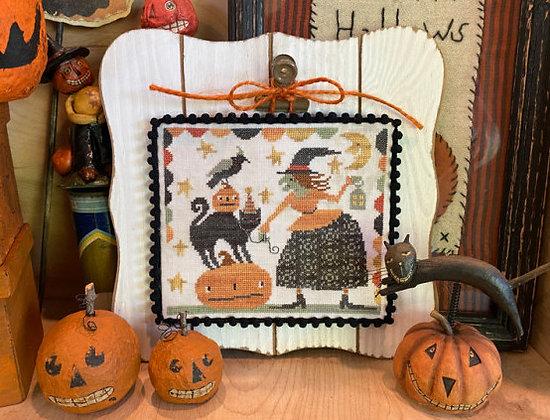 Hazel's Halloween Friends by Teresa Kogut