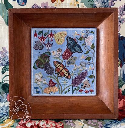 Butterfly Garden by The Blue Flower