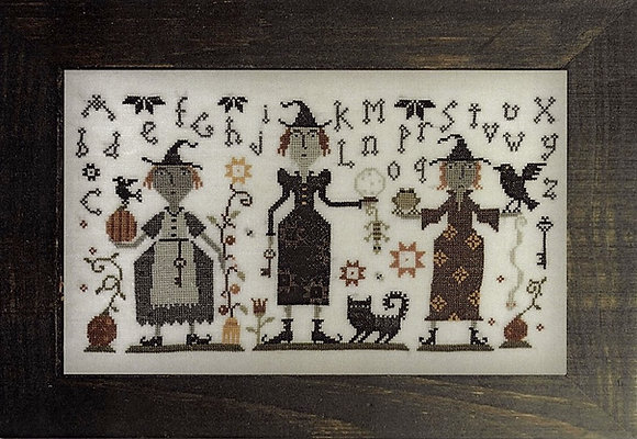 *Three Witches by Barbara Ana Designs