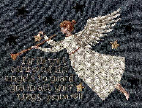 Psalm 91:11 by Teresa Kogut