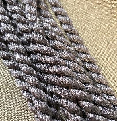 *Canterbury Grey Silk N Colors by The Thread Gatherer