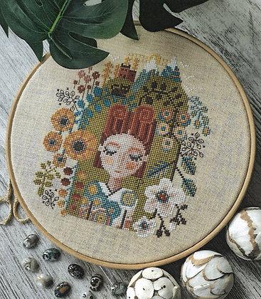 Garden of Dreams by Barbara Ana Designs